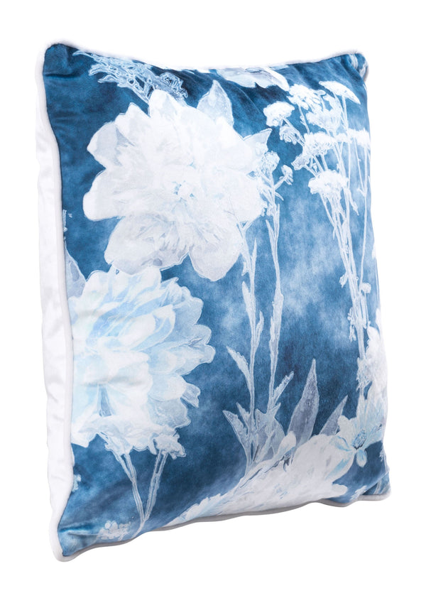 Italy Pillow Yale Blue