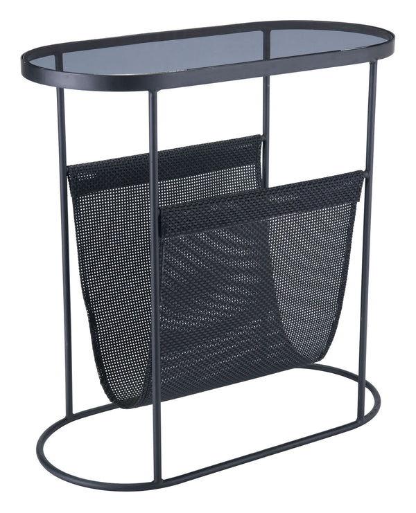 Opal Side Table Black