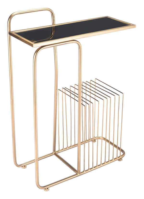 Sambi Side Table Gold