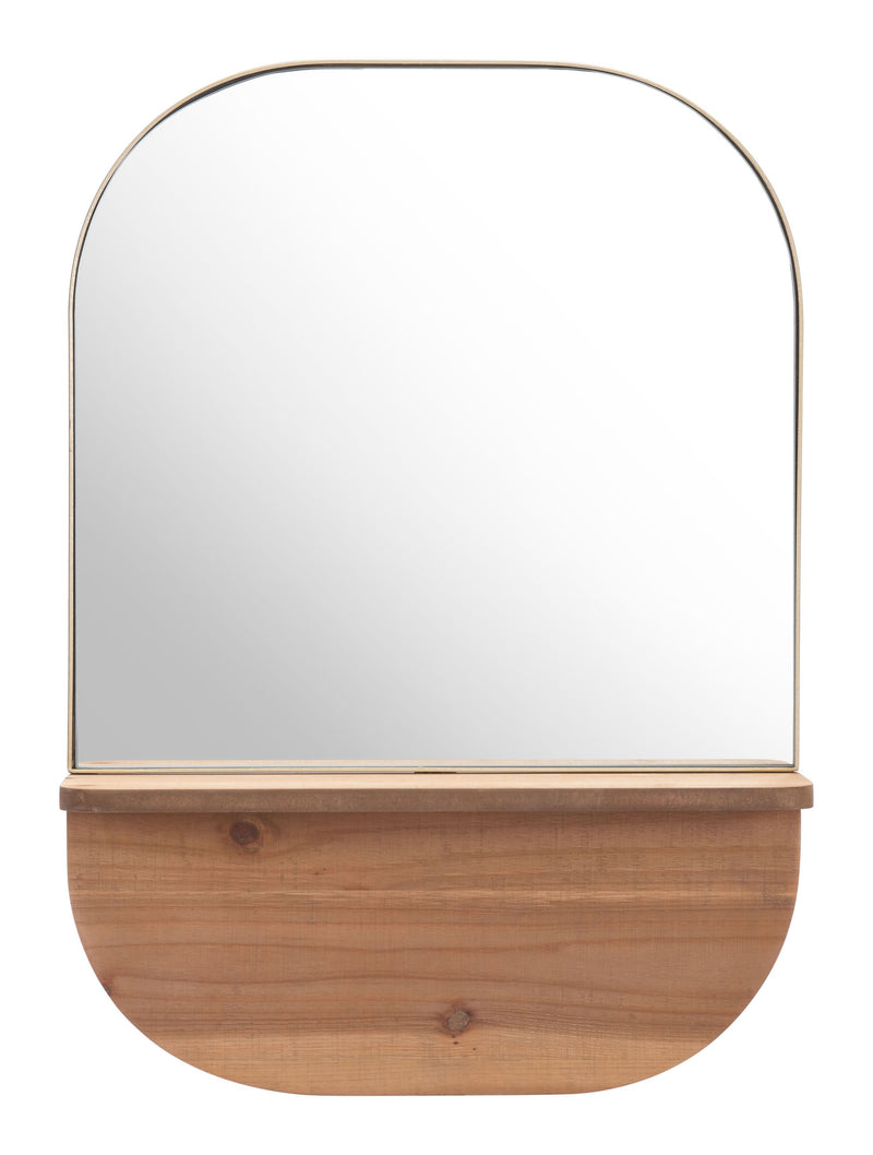 Meridian Shelf Mirror