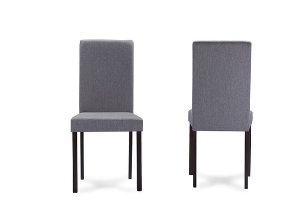 Andrew Grey Dining Chair (Set of 2)