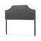 Avignon Dark Grey Full Size Headboard