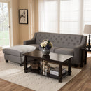 Arcadia Tufted 2-Piece Sectional