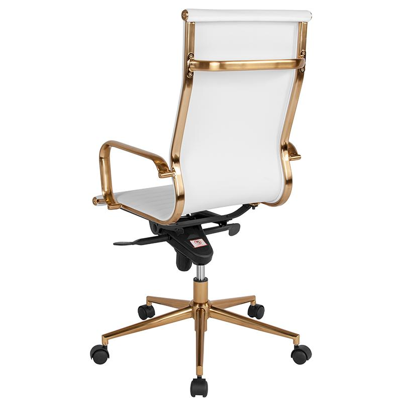 Riddle Office Chair White