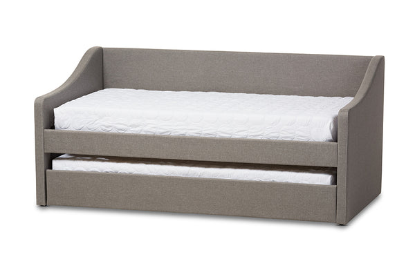 Barnstorm Grey Daybed with Trundle