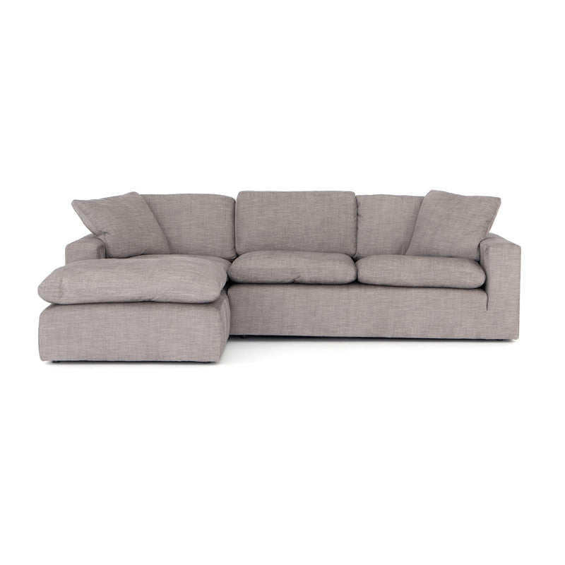 Plume Two-Piece Sectional-106""