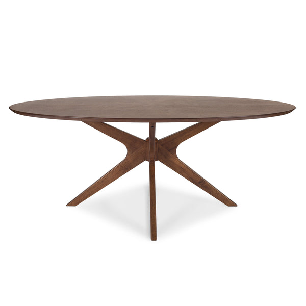 Azur Oval Dining Table