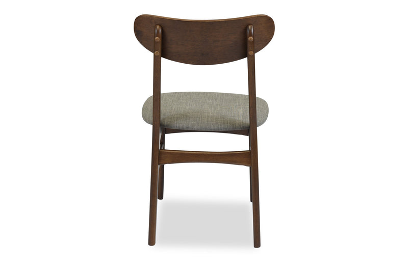 Gramercy Dining Chair, Light Grey (Set of 2)