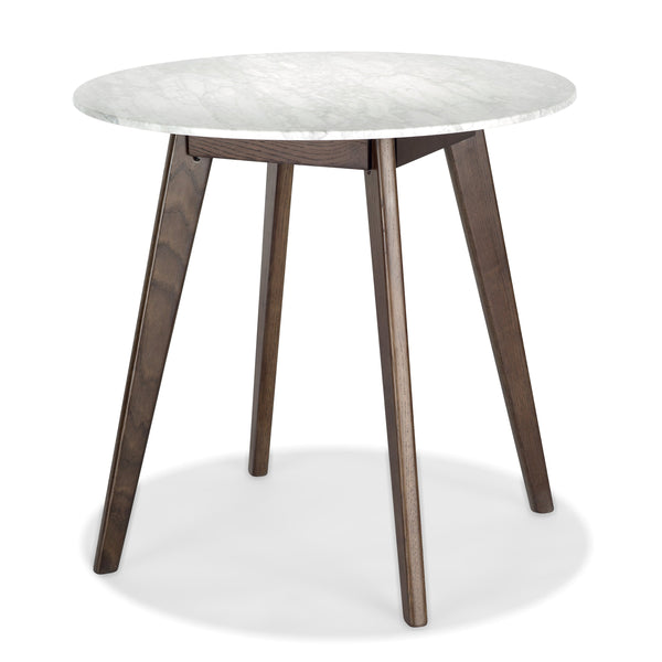 Riley Marble Round Dining Table