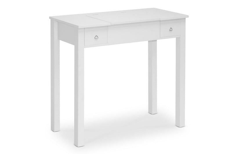 Wessex White Vanity Table
