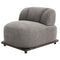 Mesa Squirrel Single Seat Sofa Seared Frame