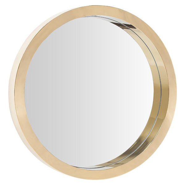 JULIA GOLD WALL MIRROR