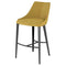 RENEE PALM SPRINGS BAR STOOL BLACK FRAME
