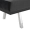 RIKARD SHADOW GREY OCCASIONAL BENCH