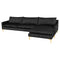 ANDERS SALT & PEPPER SECTIONAL SOFA