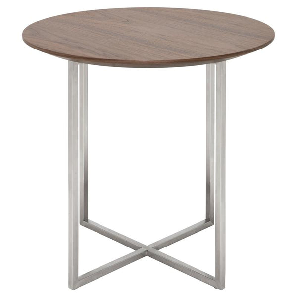 DIXON WALNUT SIDE TABLE