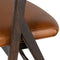 ANITA DESERT COUNTER STOOL SEARED FRAME