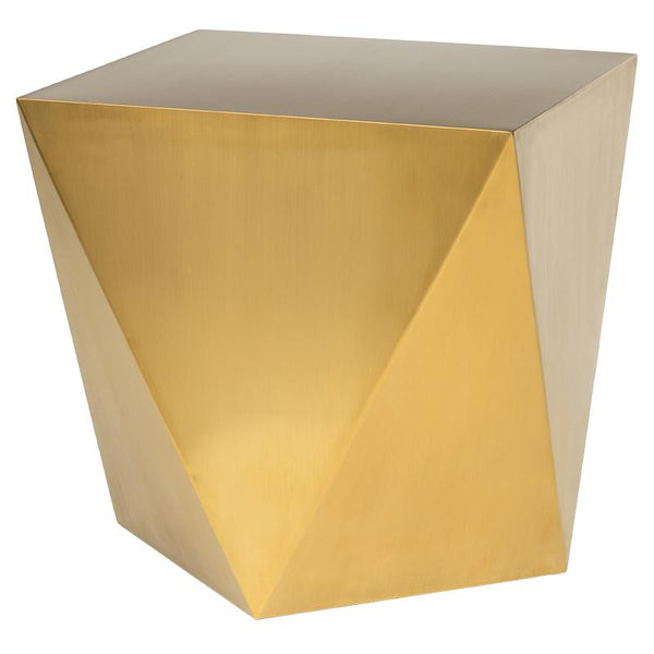 PENTA GOLD SIDE TABLE