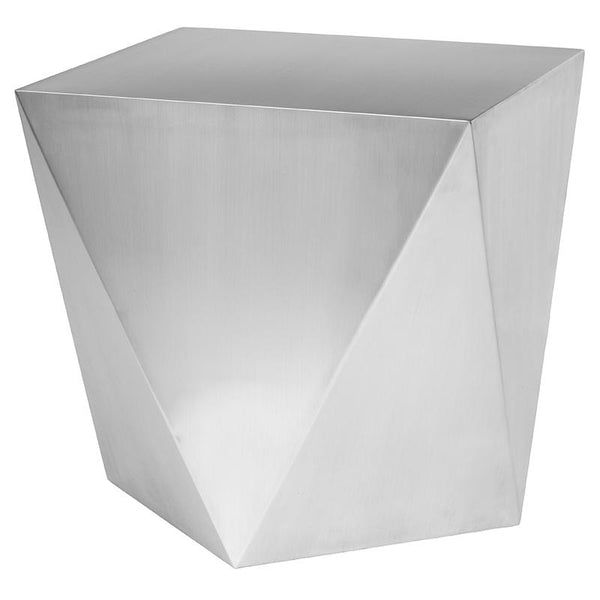 PENTA SILVER SIDE TABLE