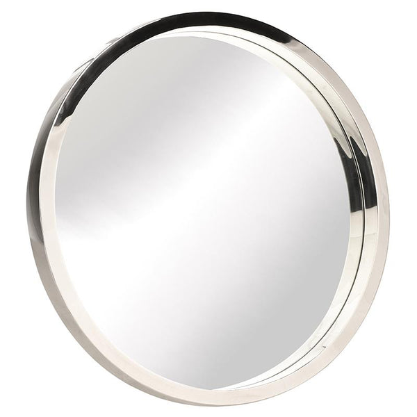 JULIA SILVER WALL MIRROR