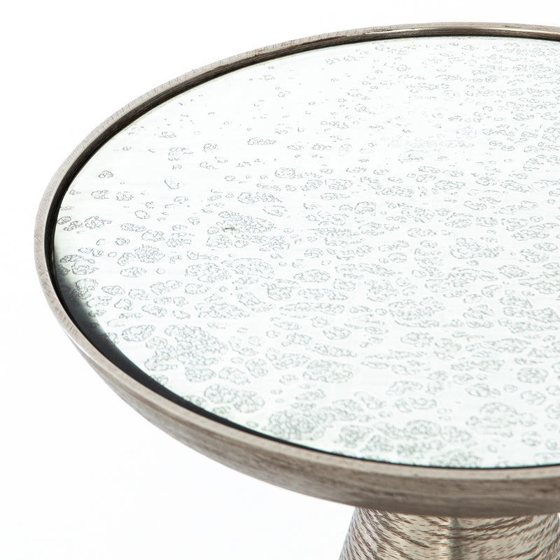 Marlow Mod Pedestal Table