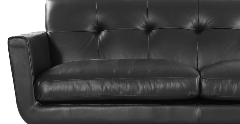 Jackie Loveseat, Black