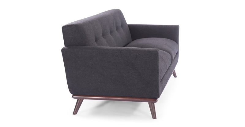 Jack Loveseat, Charcoal