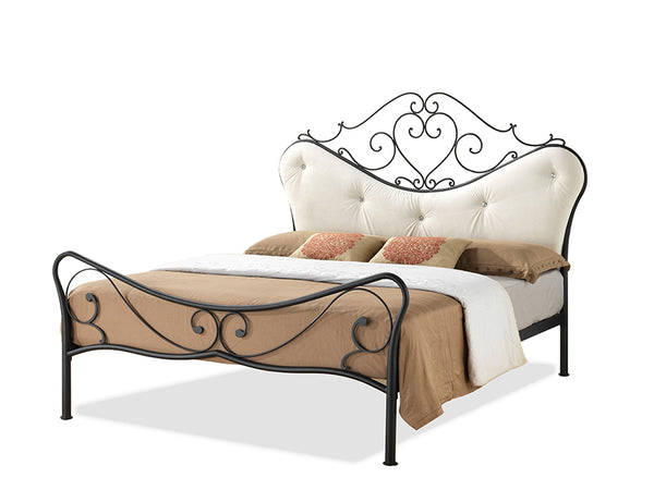Alanna Queen Size Bed