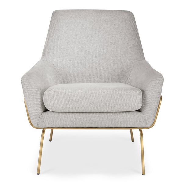 Coco Fabric Lounge Chair