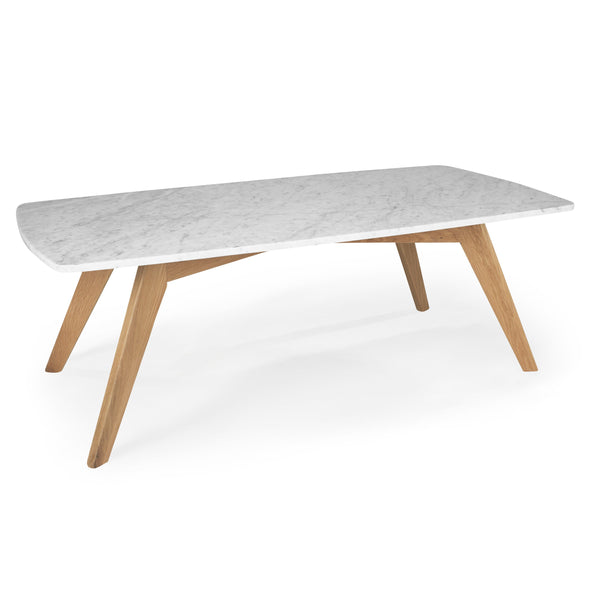 Riley Marble Rectangle Coffee Table