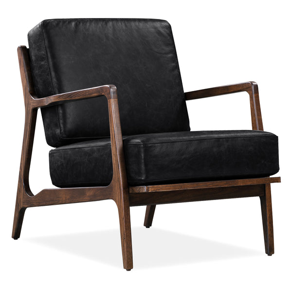 Verity Leather Lounge Chair