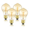 Set of 4 - Darby A19 Vintage Edison Bulbs 40W