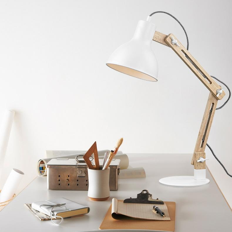 Galvan LED Task Table Lamp