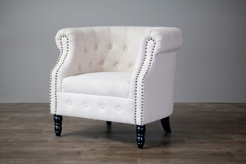 Neo-Classics Chesterfield Chair