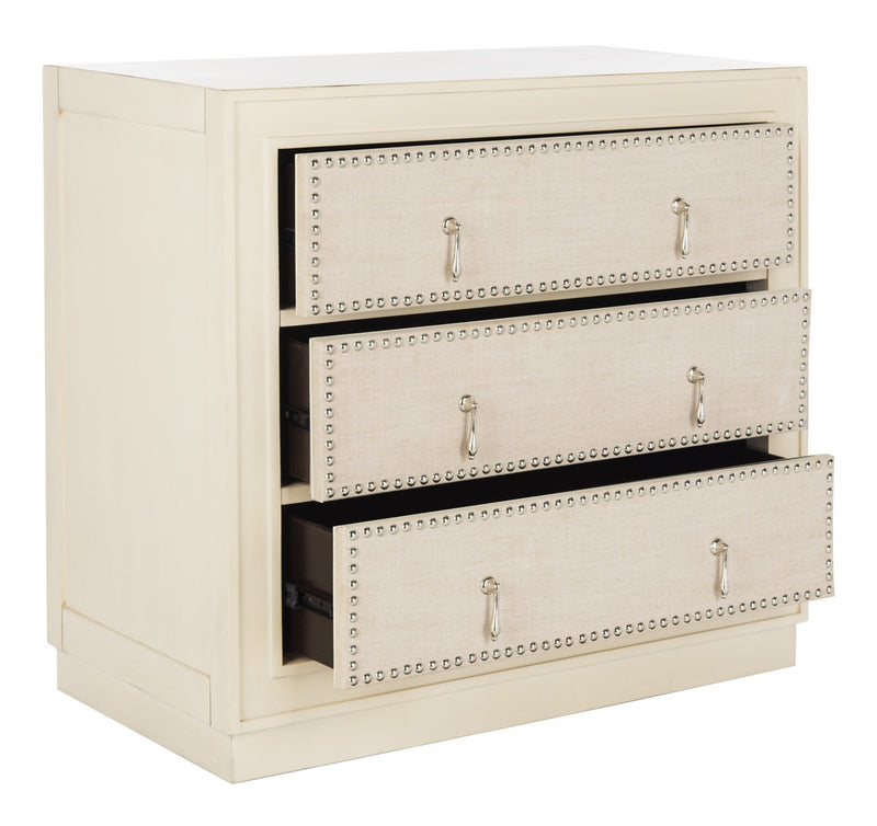 Lupita 3 Drawer Chest