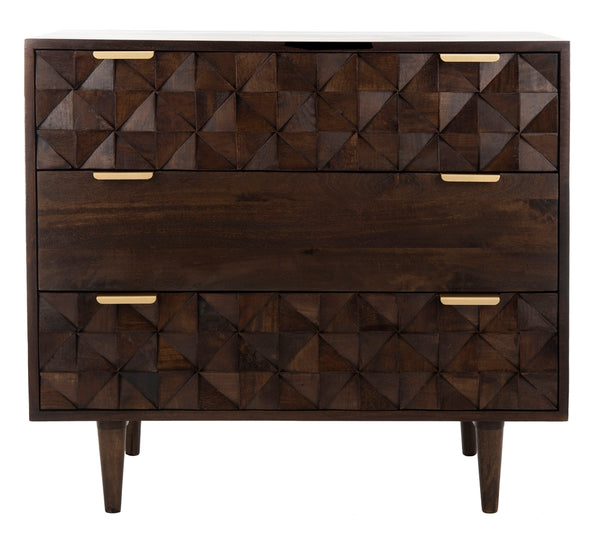 Zena 3 Drawer Chest