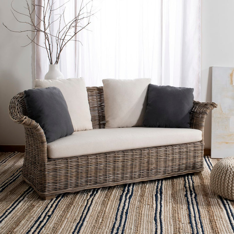 Oahu Wicker 2-seater Sofa