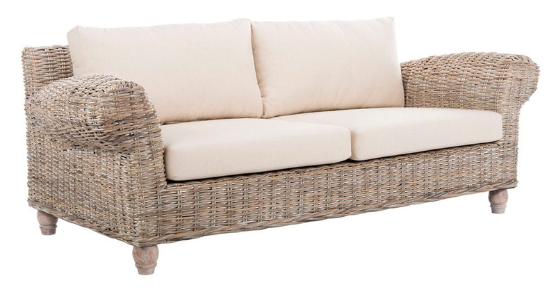 Tahiti Wicker Loveseat