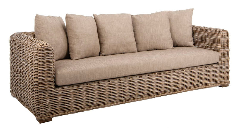 Bora Bora Wicker Sofa