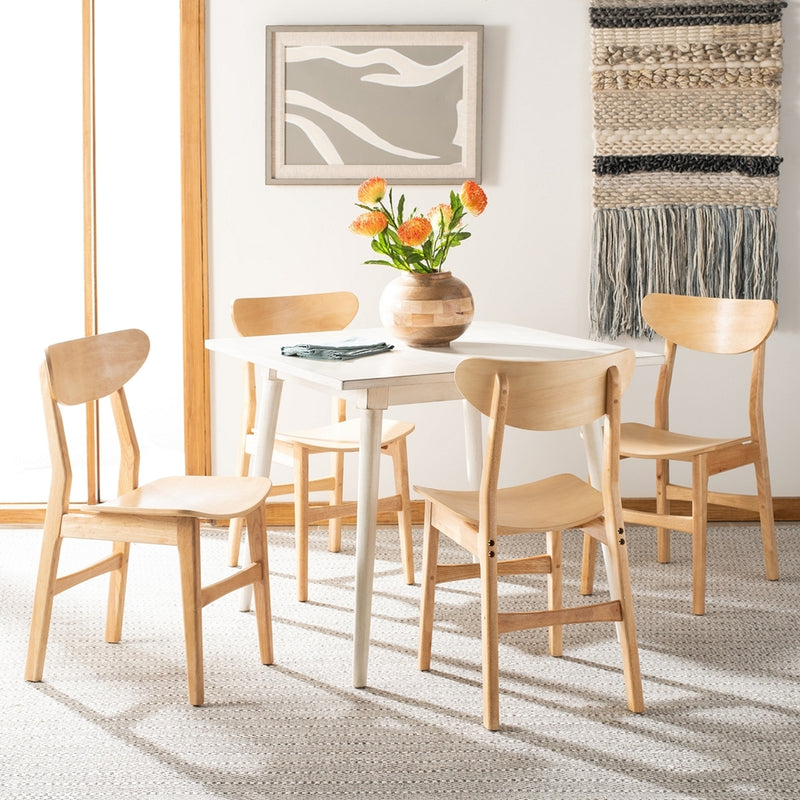 Lucca Retro Dining Chair (Set of 2)