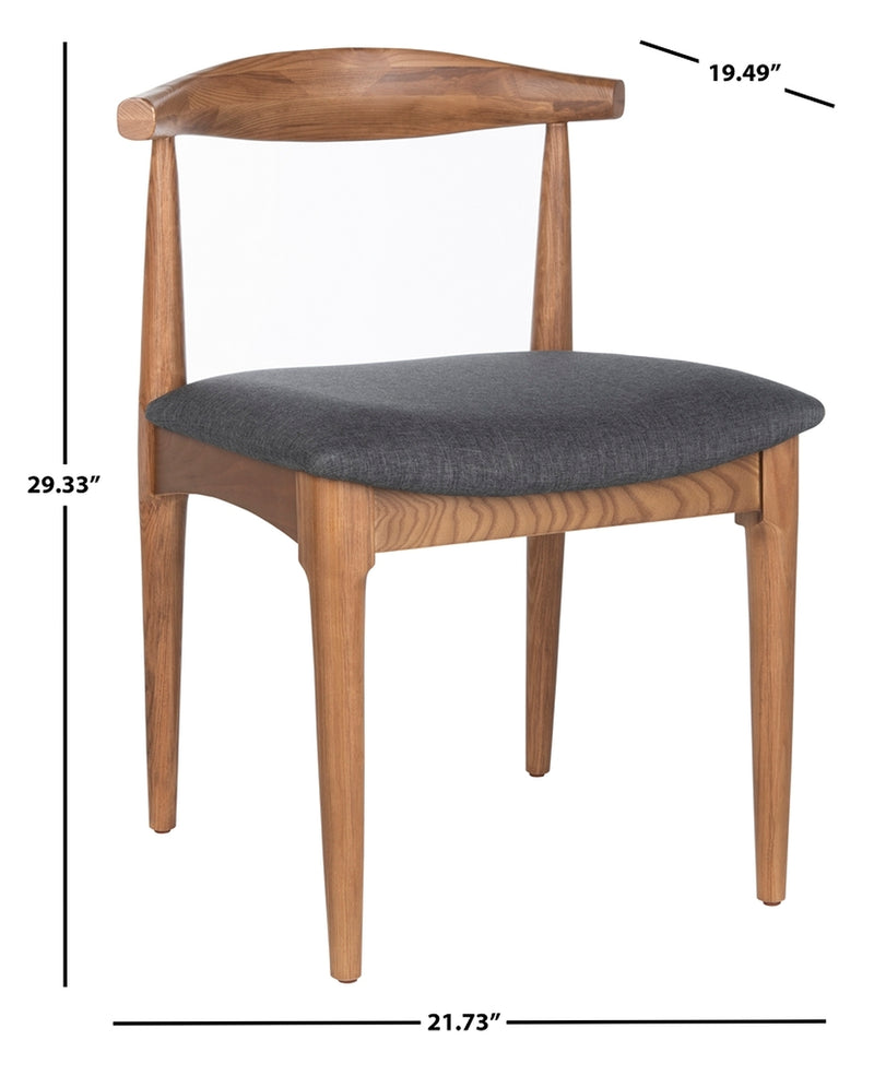 Lionel Retro Dining Chair (Set of 2)