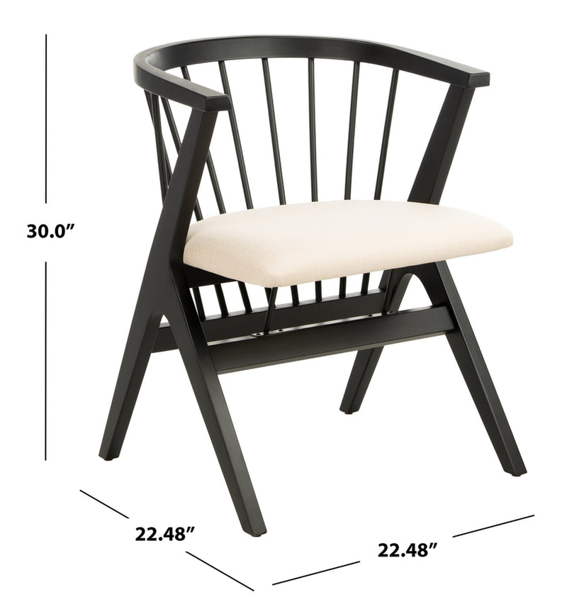 Noah Spindle Dining Chair (Set of 2)