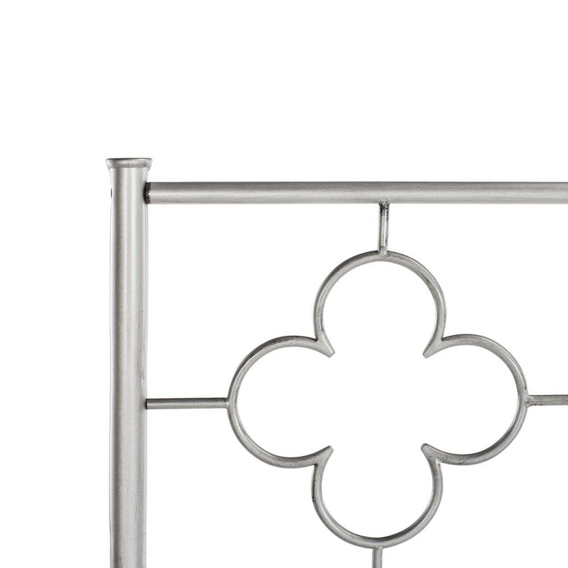 Morris Lattice Metal Bed
