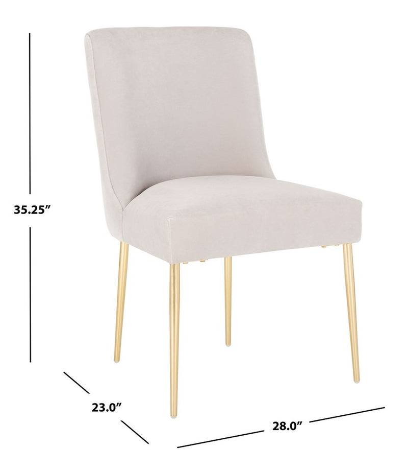 Nolita Velvet Dining Chair