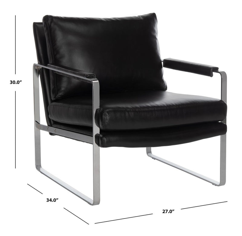 Celo Metal Accent Chair