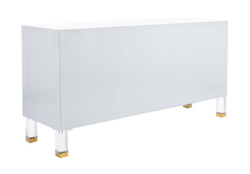 Poppy 3 Door Sideboard