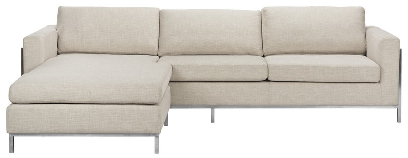 Camila Poly Blend Sectional