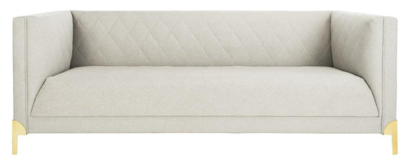 Luanna Diamond Trellis Sofa