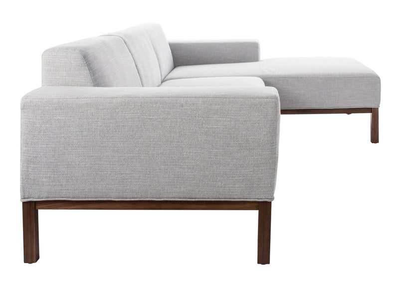 Dove Mid-century Sectional