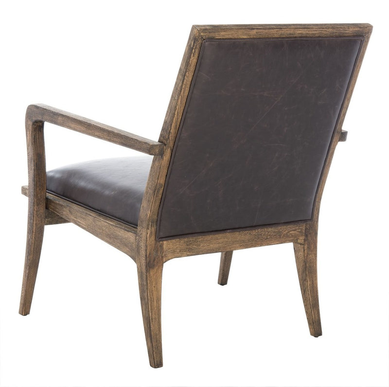 Roman Mid-century Accent Chair